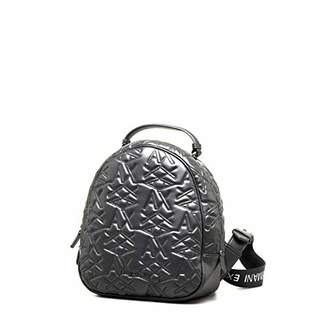 Armani Exchange A X Stitched Logo Backpack