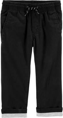 Carter's Baby Boy Lined Pants