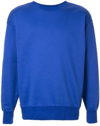 H Beauty&Youth crew neck sweatshirt