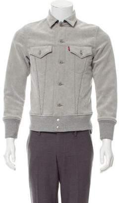 Junya Watanabe x Levi's Button-Up Trucker Jacket