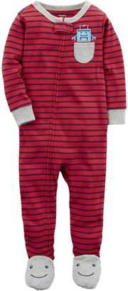 Carter's Baby Boys'-5T One Piece Snug Fit Cotton Pajamas