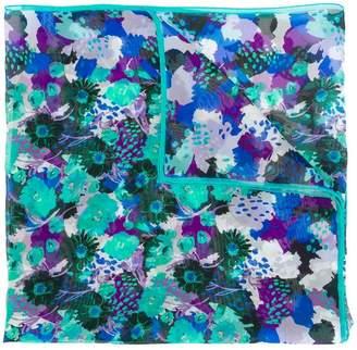 Ungaro floral print scarf