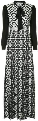 Mary Katrantzou Duritz tile dress