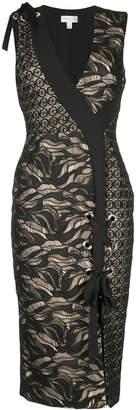 Rebecca Vallance Portofino midi dress