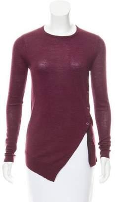 Brochu Walker Wool Asymmetrical Sweater