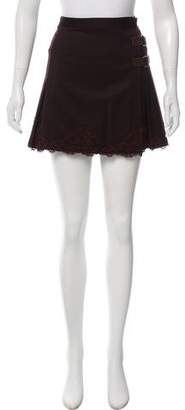 Alice & Trixie Wool Mini Skirt