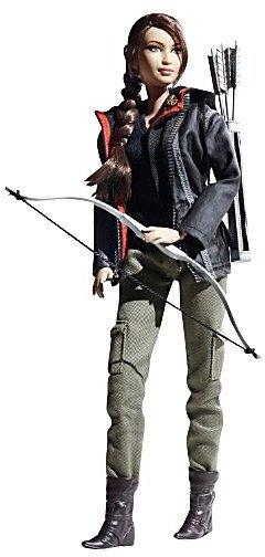 Barbie Collector Hunger Games Katniss Everdeen Doll