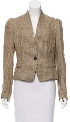 Etoile Isabel Marant Wool Houndstooth Blazer w/ Tags