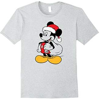 Disney Mickey Mouse Ready for Christmas T Shirt
