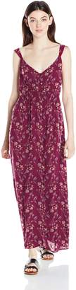 Billabong Junior's First Dreamer Ruffle Maxi Dress