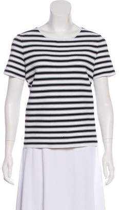 A.L.C. Striped Short Sleeve T-Shirt