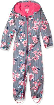 Joules Little Girls' Cosy Snowsuit