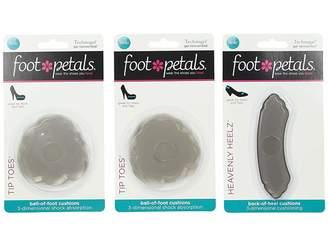 Foot Petals Technogel Kit - 2 TT 1 HH