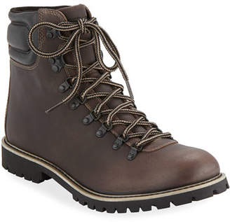 Wolverine Men's Leather Hiking Boots