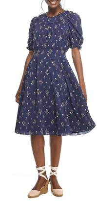 Gal Meets Glam Emily Fit & Flare Dress (Nordstrom Exclusive)