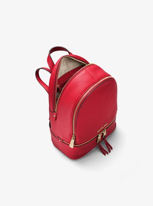 0efe0616bfd8 MICHAEL Michael Kors Red Women's Backpacks - ShopStyle
