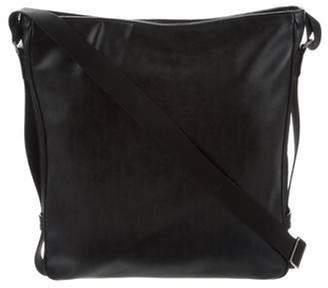 Christian Dior Diorissimo Messenger Bag silver Diorissimo Messenger Bag