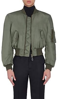 Balenciaga Men's Flight Bomber Jacket