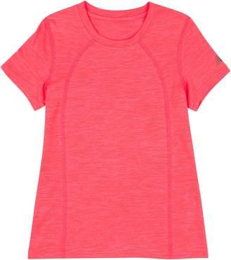 New Balance Big Girls' Crossdye Performance T-Shirt