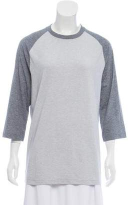 Outdoor Voices Long Sleeve Mélange Top w/ Tags