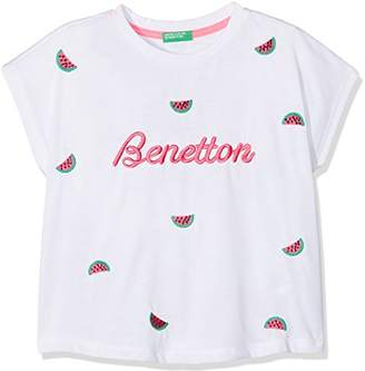 Benetton Girl's T-Shirt