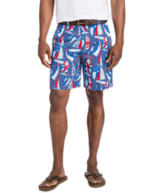 Vineyard Vines 9 Inch Spin Island Breaker Shorts