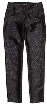 Ter Et Bantine Sequin Mid-Rise Pants Black Sequin Mid-Rise Pants