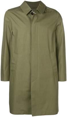 MACKINTOSH Khaki Cotton Storm System Coat