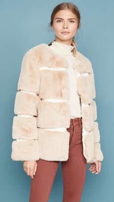 Keepsake Ariel Faux Fur Coat