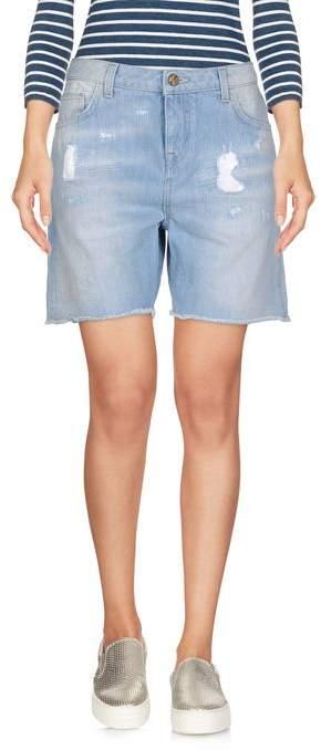 MANILA GRACE DENIM Jeansbermudashorts