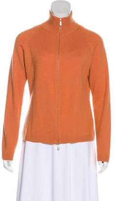 Malo Long Sleeve Cashmere Sweatshirt
