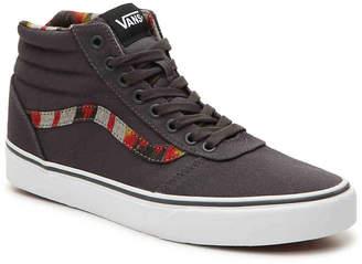 40a78fca79 Vans Ward Hi Ikat High-Top Sneaker - Men s