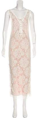The Jetset Diaries Lace Maxi Dress