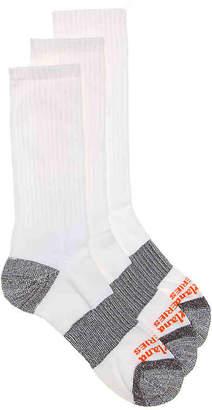 Timberland Series Work Boot Socks - 3 Pack - Men's