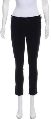 Mother Mid-Rise Corduroy Pants w/ Tags