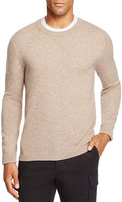 The Men's Store at Bloomingdale's Cashmere Crewneck Sweater $198 thestylecure.com