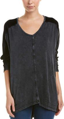 XCVI Silk-Blend Pullover