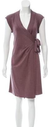 Daryl K Daryl-K Wool Wrap Dress
