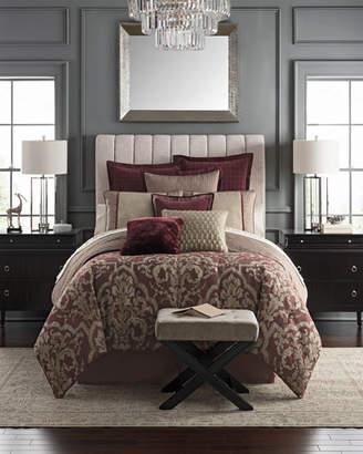 Waterford Amarah Reversible 4-Piece California King Comforter Set