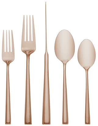Kate Spade Malmo Rose Gold 5 Piece Place Setting