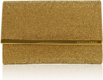 Judith Leiber Couture Guilia Fully Beaded Clutch Bag
