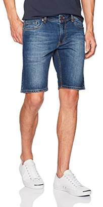 Comfort Denim Outfitters Men's 's Regular Fit Denim Shorts