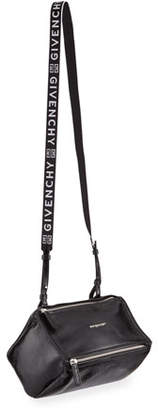 Givenchy Pandora Mini Leather Satchel Bag