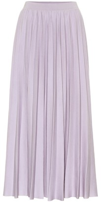 023f785692bc Gabriela Hearst Mitford wool-blend skirt