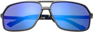Breed Fornax Polarized Aluminum Sunglasses