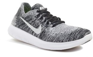 Women's Nike Free Run Flyknit 2 Running Shoe $120 thestylecure.com