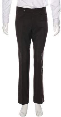 Prada Flat Front Dress Pants