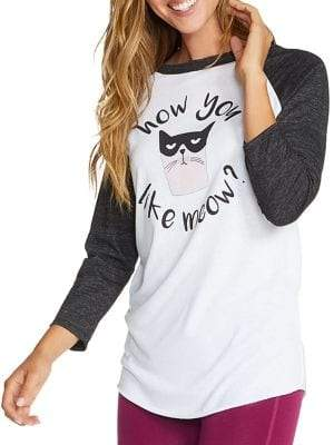 Skechers BOBS BY Like Meow Baseball T-Shirt