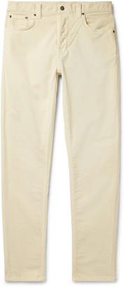 Nudie Jeans Steady Eddie Ii Organic Stretch-Cotton Corduroy Trousers