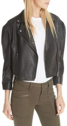 Joie Necia Leather Jacket